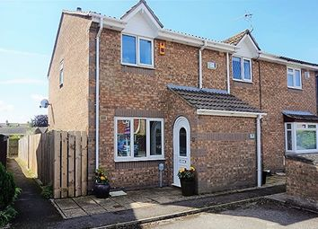 Thumbnail 2 bed end terrace house for sale in Cedar Court, Hull