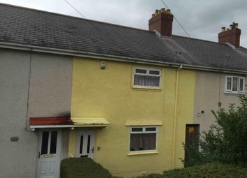 Thumbnail 3 bed terraced house for sale in Gors Avenue, Townhill, Swansea