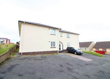 Thumbnail 1 bed flat to rent in 10 Llanion House, Devonshire Rd, Pembroke Dock