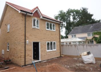 Thumbnail 4 bed detached house for sale in Ton Road, Cwmbran