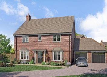 Thumbnail 4 bed detached house for sale in Hop Pocket Way, Headcorn, Kent