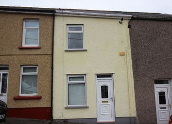 Thumbnail 2 bed terraced house for sale in Phillips Street, Blaenavon, Pontypool