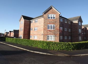 Thumbnail 2 bed flat to rent in Wilkinson Court, Winsford