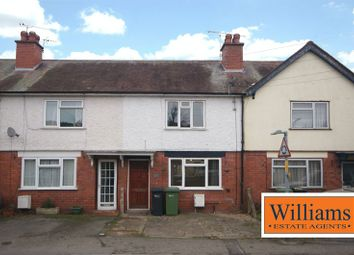 Thumbnail 2 bed terraced house for sale in Stonebow Road, Hereford