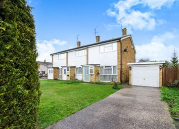 Thumbnail 2 bed end terrace house for sale in Cedar Drive, Witham