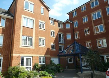 Thumbnail 1 bed flat for sale in Eddington Court, Beach Road, Weston-Super-Mare