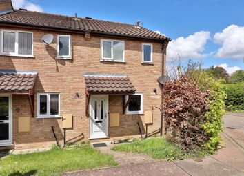 Thumbnail 2 bed end terrace house to rent in Orchid Close, Halesworth