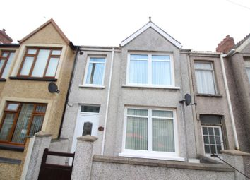 Thumbnail 3 bed terraced house for sale in Shakespeare Avenue, Milford Haven, Pembrokeshire.