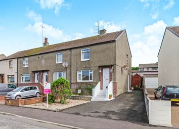 Thumbnail 2 bed end terrace house for sale in Dalgleish Avenue, Cumnock