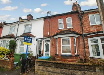 Thumbnail 2 bed terraced house for sale in Mortimer Road, Southampton