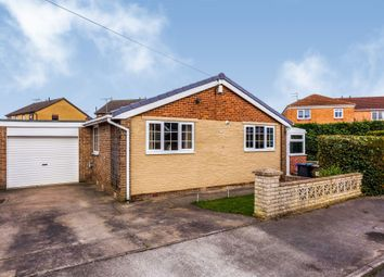 Thumbnail 2 bed detached bungalow for sale in Glaisdale Close, Dinnington, Sheffield
