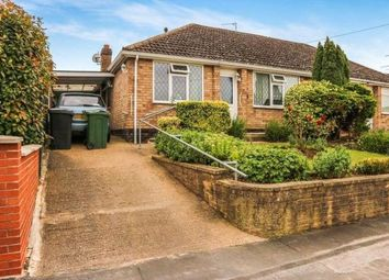 Thumbnail 2 bed semi-detached bungalow for sale in Finsbury Avenue, Sileby, Loughborough