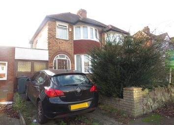 Thumbnail 3 bed semi-detached house for sale in Herondale Road, Yardley, Birmingham
