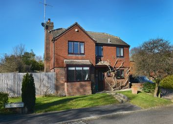 Thumbnail 4 bed detached house for sale in Crofts Close, Godalming