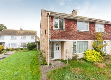 Thumbnail 3 bed property for sale in St. Lukes Close, Westgate-On-Sea