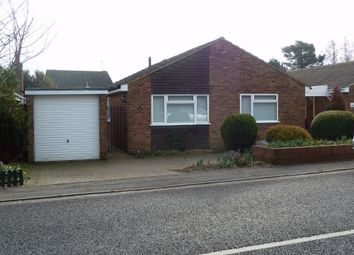 Thumbnail 3 bed detached bungalow to rent in Derwent Road, Leighton Buzzard, Bedfordshire