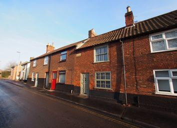 Thumbnail 1 bedroom terraced house for sale in Avenue Road, Wymondham