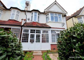 Thumbnail 4 bed semi-detached house to rent in Stanhope Avenue, London