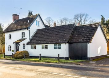 Thumbnail 3 bed detached house for sale in Marlborough Road, Pewsey, Wiltshire