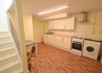 Thumbnail 1 bed flat to rent in St. Pauls Road, Semilong, Northampton