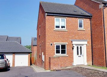 Thumbnail 3 bed town house to rent in Northcote Way, Doe Lea, Chesterfield, Derbyshire