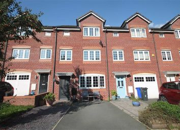 Thumbnail 5 bed town house for sale in Corbel Way, Eccles, Manchester