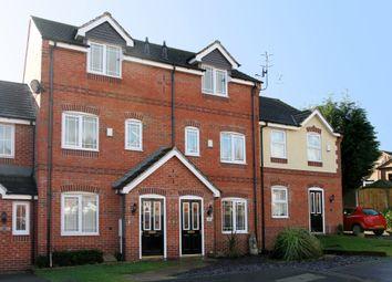 Thumbnail 3 bed town house for sale in Redbridge Close, Ilkeston