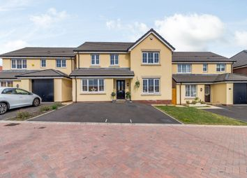 Thumbnail 4 bed detached house for sale in Heol Y Sianel, Rhoose, Barry, Vale Of Glamorgan 23nd