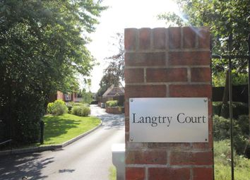 Thumbnail 2 bed flat to rent in Langtry Court Providence Hill, Bursledon, Southampton
