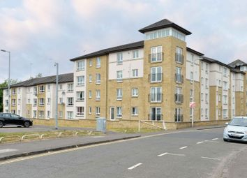 Thumbnail 2 bed flat for sale in Henderson Court, Motherwell, North Lanarkshire