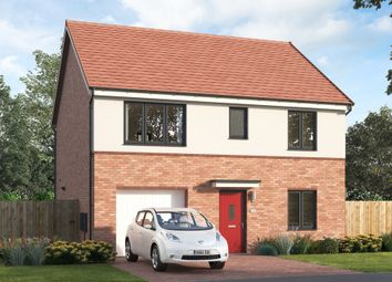 """Thumbnail 4 bed detached house for sale in """"The Maybridge"""" at Vigo Lane, Chester Le Street"""