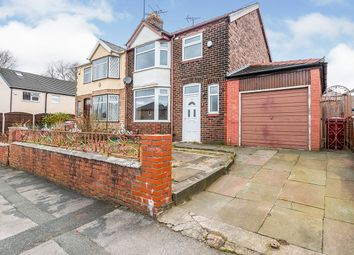 Thumbnail 3 bed semi-detached house for sale in Wood Lane, Prescot, Merseyside