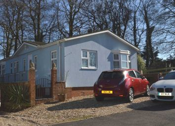Thumbnail 2 bed mobile/park home for sale in Howley, Chard