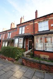 Thumbnail 5 bedroom terraced house to rent in Burchett Grove, Woodhouse, Leeds