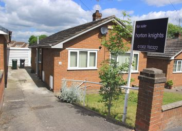 Thumbnail 2 bed detached bungalow for sale in Beancroft Close, Wadworth, Doncaster