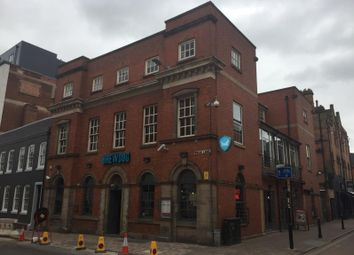 Thumbnail Retail premises for sale in 8, Friar Lane, Leicester