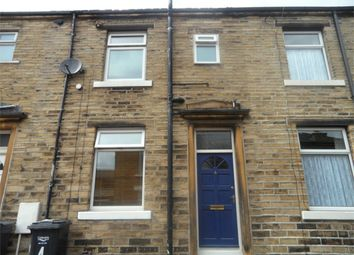 Thumbnail 1 bed terraced house to rent in Edward Street, Brighouse, West Yorkshire