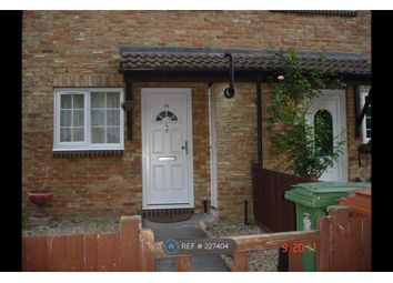 Thumbnail 2 bed terraced house to rent in Thamesmead, London