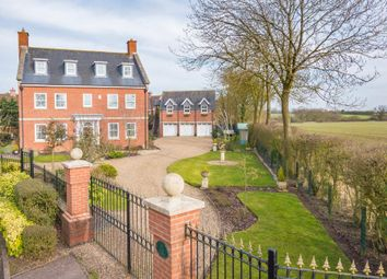 Thumbnail 6 bed detached house for sale in Chedburgh, Bury St Edmunds, Suffolk
