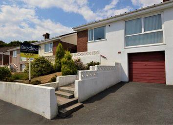Thumbnail 2 bed semi-detached bungalow for sale in Longacre, Plymouth, Devon