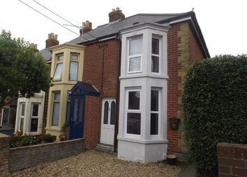 Thumbnail 3 bed semi-detached house for sale in Albert Road, Gurnard, Cowes