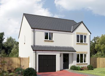 "Thumbnail 4 bed detached house for sale in ""The Balerno "" at East Muirlands Road, Arbroath"