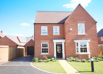 "Thumbnail 4 bed detached house for sale in ""Holden"" at Melton Road, Queniborough, Leicester"