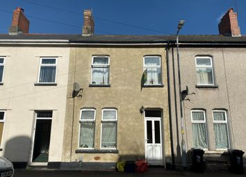 3 bed terraced house for sale in Bath Street, Newport NP19