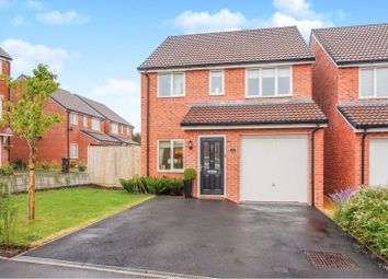 Thumbnail 3 bed detached house for sale in Stadium View, Swindon
