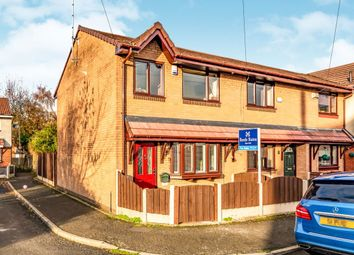 Thumbnail 3 bed terraced house for sale in Berry Street, Pendlebury, Swinton, Manchester