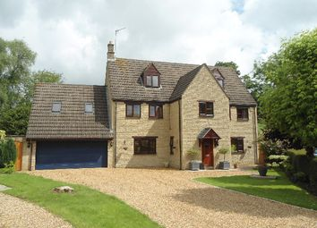Thumbnail 6 bedroom detached house for sale in Warren Bridge, Oundle
