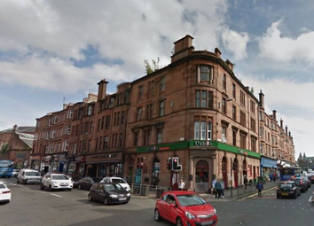 Thumbnail 3 bedroom flat to rent in Byres Road, Glasgow G11,
