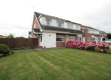 Thumbnail 3 bed semi-detached house for sale in Baytree Close, Southport