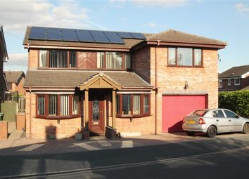Thumbnail 4 bed detached house for sale in Pleasant View, Weston Rhyn, Oswestry